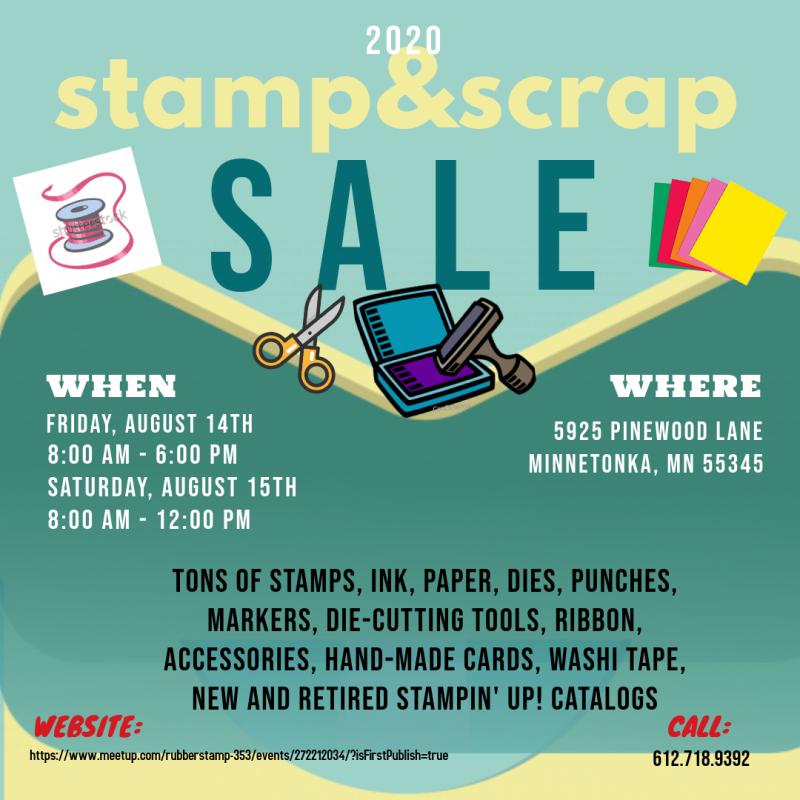 Stamp & Scrap sale (2)